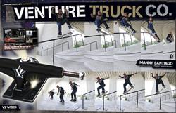 VENTURE TRUCK CO. - SANTIAGO