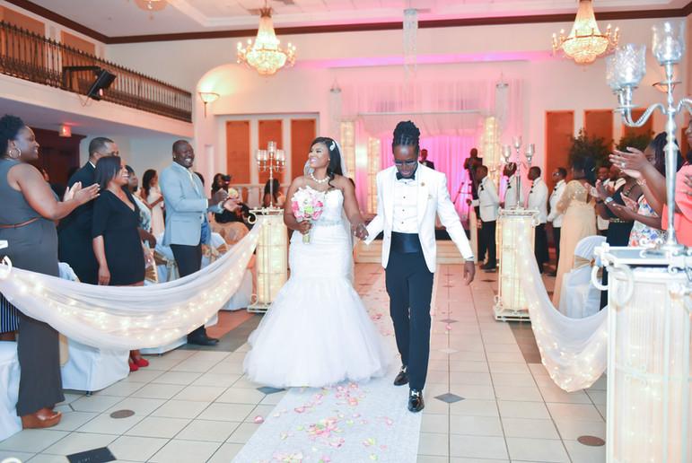 Guerdine & Lubin Wedding