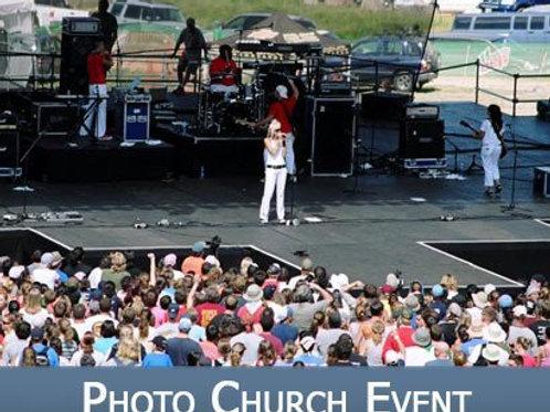 PHOTO CHURCH EVENT