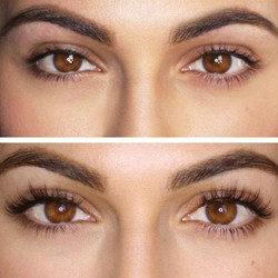 Classic Lashes Before & After