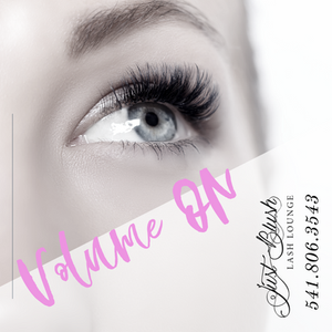 Customized Lash Extensions for you!