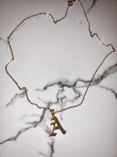 'Simple Statement' Necklace