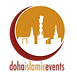 dohaislamicevents logo - colour transpar