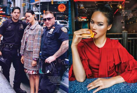 NEW YORK, DEP MAGAZINE