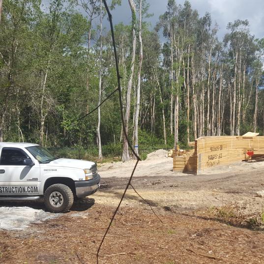 Magnolia Ln New Construction