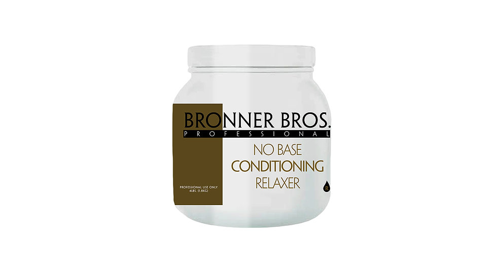 No Base Conditioning Relaxer