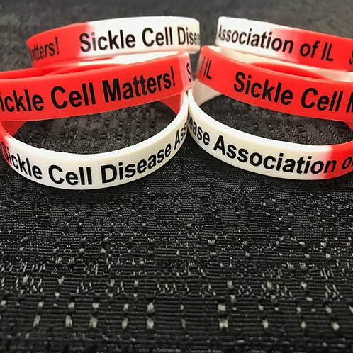 Sickle Cell Matters Wristband