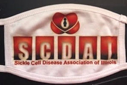 Sickle Cell Disease Association of Illinois (SCDAI) Mask