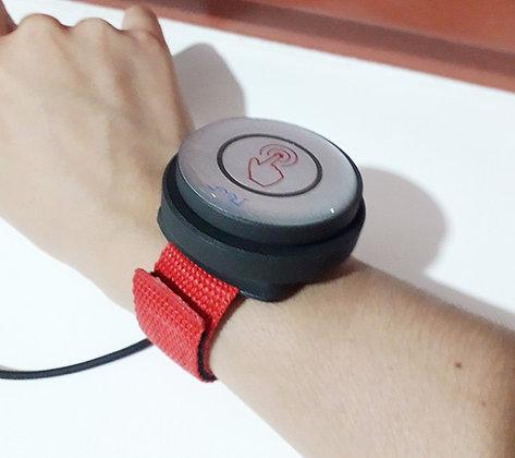Bracelete magnética