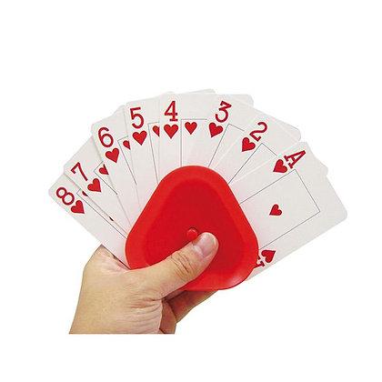 Suporte de mão para cartas
