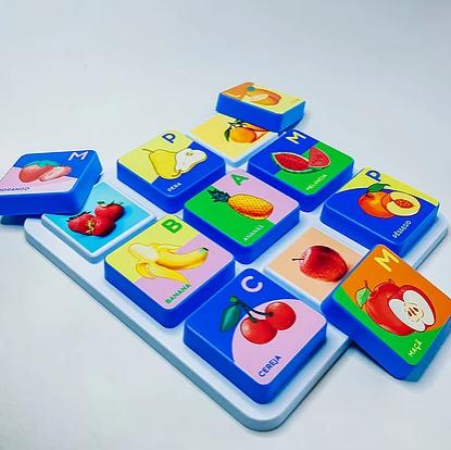 Jogo de Imagens - Frutas
