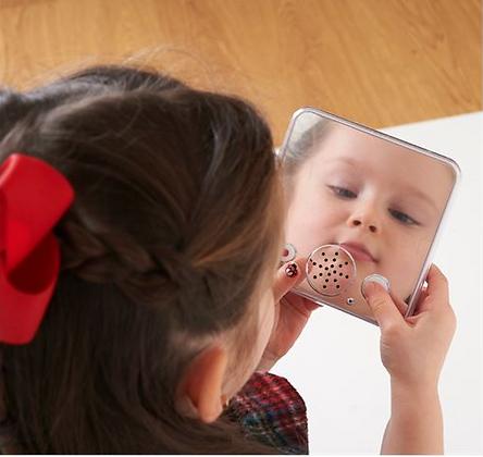 Espelho falante