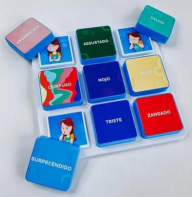 Jogo de Palavras - Emoções