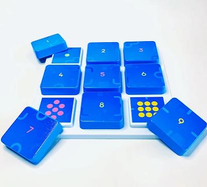 Jogo de Símbolos - Números