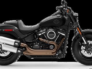 Harley-Davidson FatBob 2018