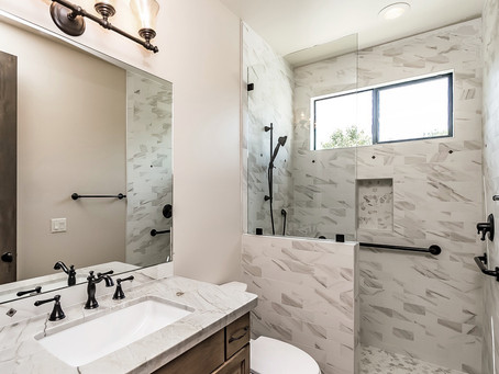 5 Tips for Aging in Place Bathroom Design