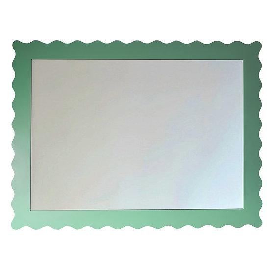 Tulu Mirror Green