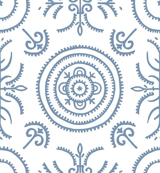 Round and Round the Garden Wallpaper