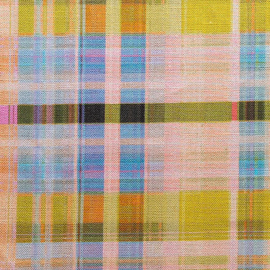 Tattie Tartan Textile Sample