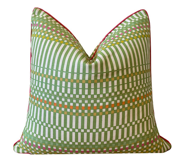 Otto Green Scatter Cushions