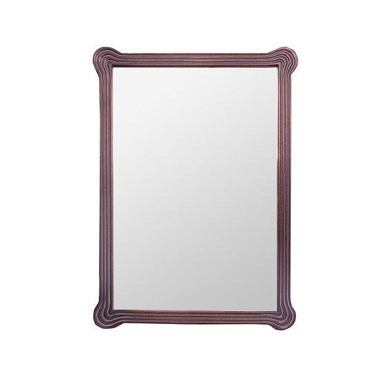A Decorative Hall Mirror