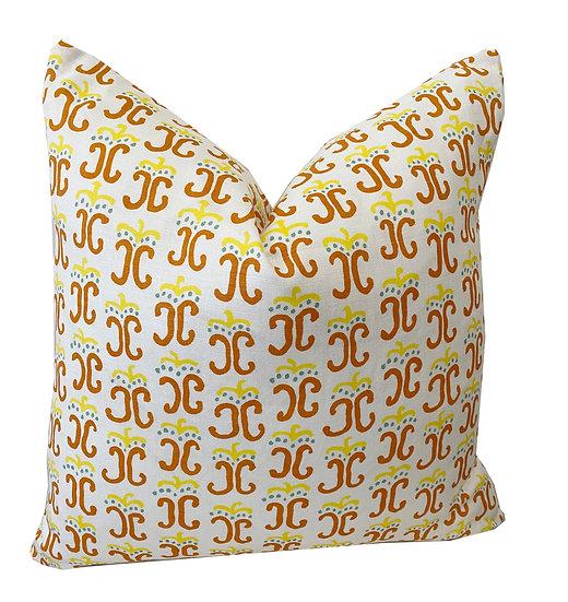 Kelp Sunset Scatter Cushion