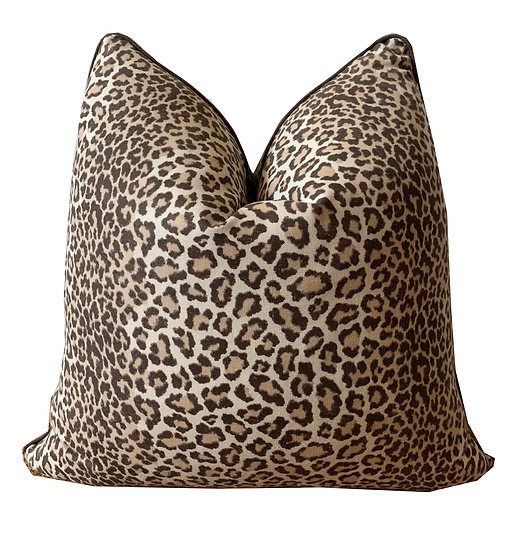 Leopard Print Scatter Cushions