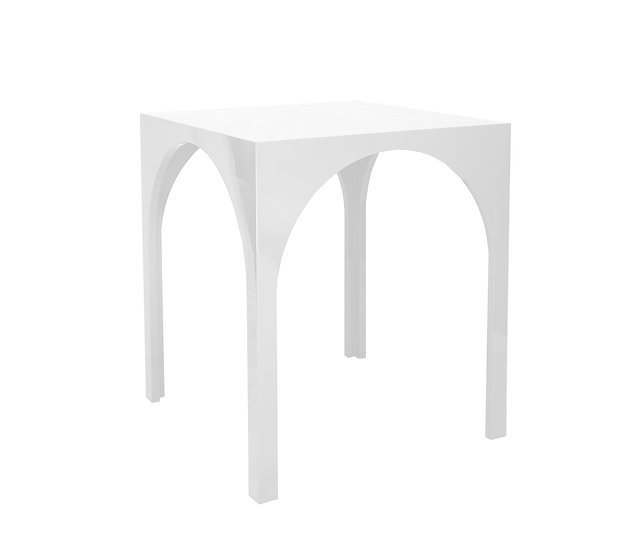 Max Side Table White