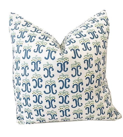 Kelp Seaglass Scatter Cushion