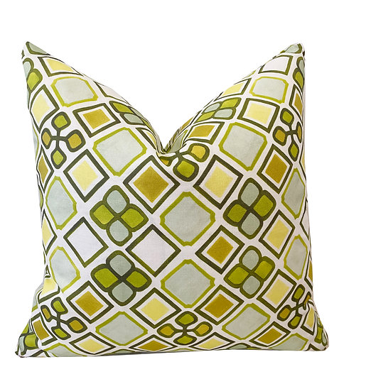 Gelsomina Vine Scatter Cushions