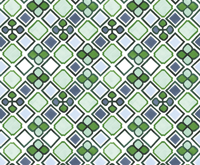 Gelsomina Textile Sample