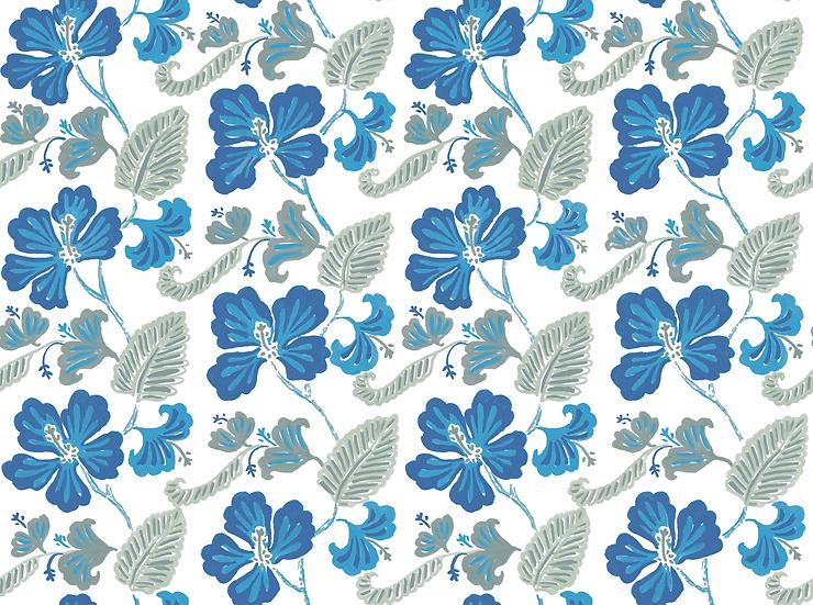 Oahu Wallpaper Sample