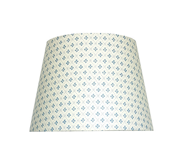 Paniola Inverted Blue Lampshade