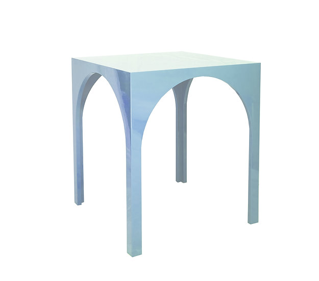 Max Side Table Blue