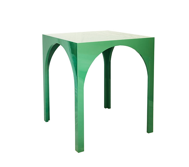 Max Side Table Green