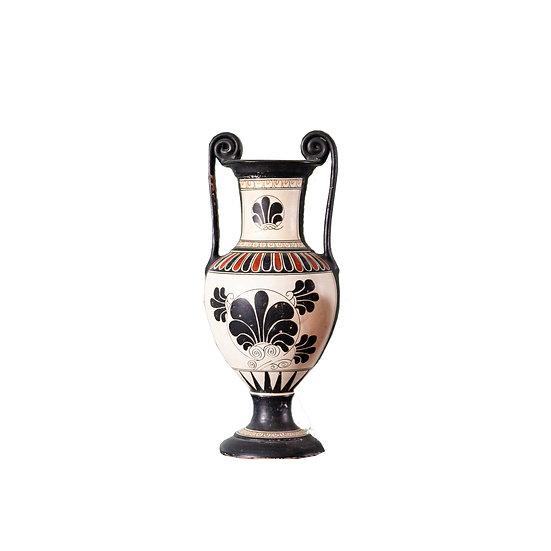 White Vintage Grecian Urn