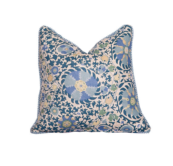 Suzani Floral Scatter Cushion