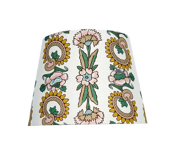 Kandilli Floral Natural Lampshade