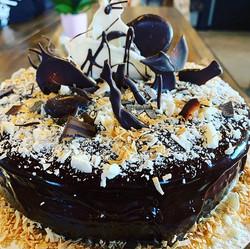 Gluten & Dairy Free Chocolate Cake