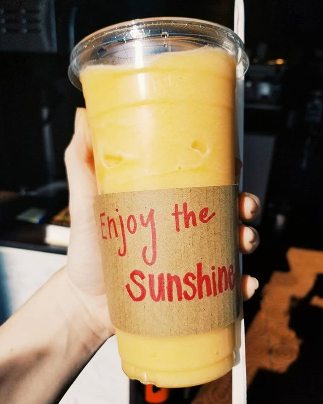 Enjoy the Sunshines!