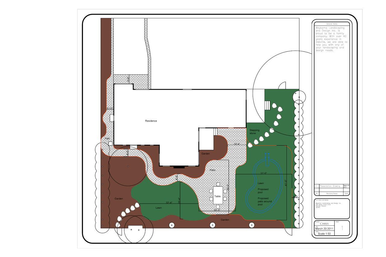 Weykamp Residence