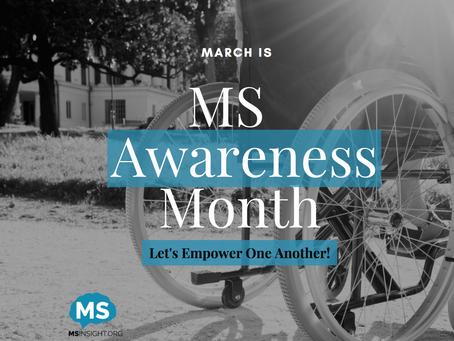 MS Awareness Week: We Are Grateful