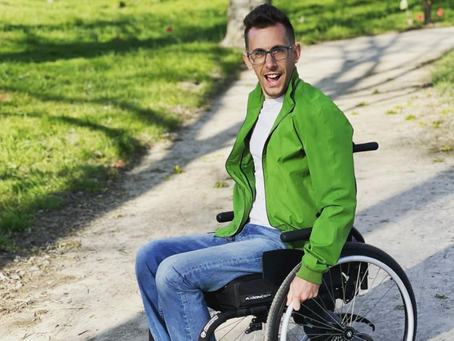 Primary Progressive Multiple Sclerosis: Kyle's Diagnosis at 21 Years Old