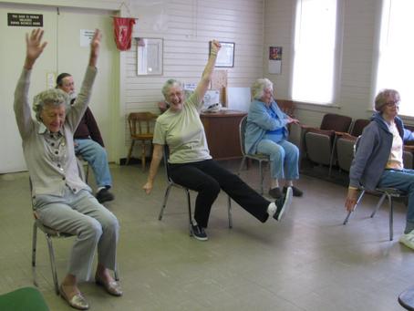 Adaptive Yoga for Multiple Sclerosis