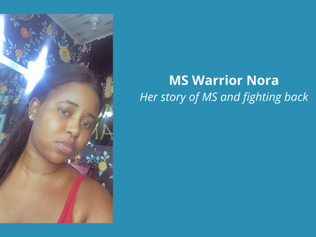 MS Warrior: Nora's Story of Fighting Back