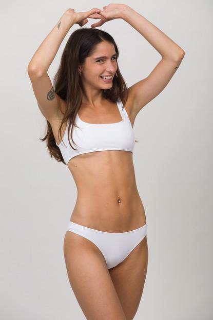 Bikini Daniela Canale White