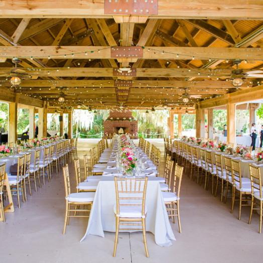 Wedding Reception - Honey Horn Plantation (HHE)
