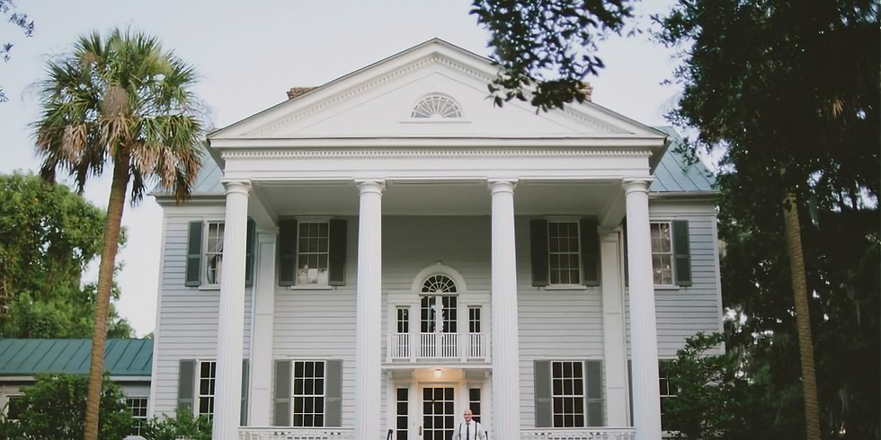 Wedding Recption - McLeod Plantation Pavilion