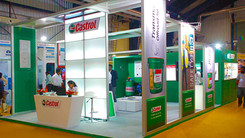 Castrol Exhibit Booth