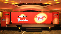 Tata Tea Teaveda Launch